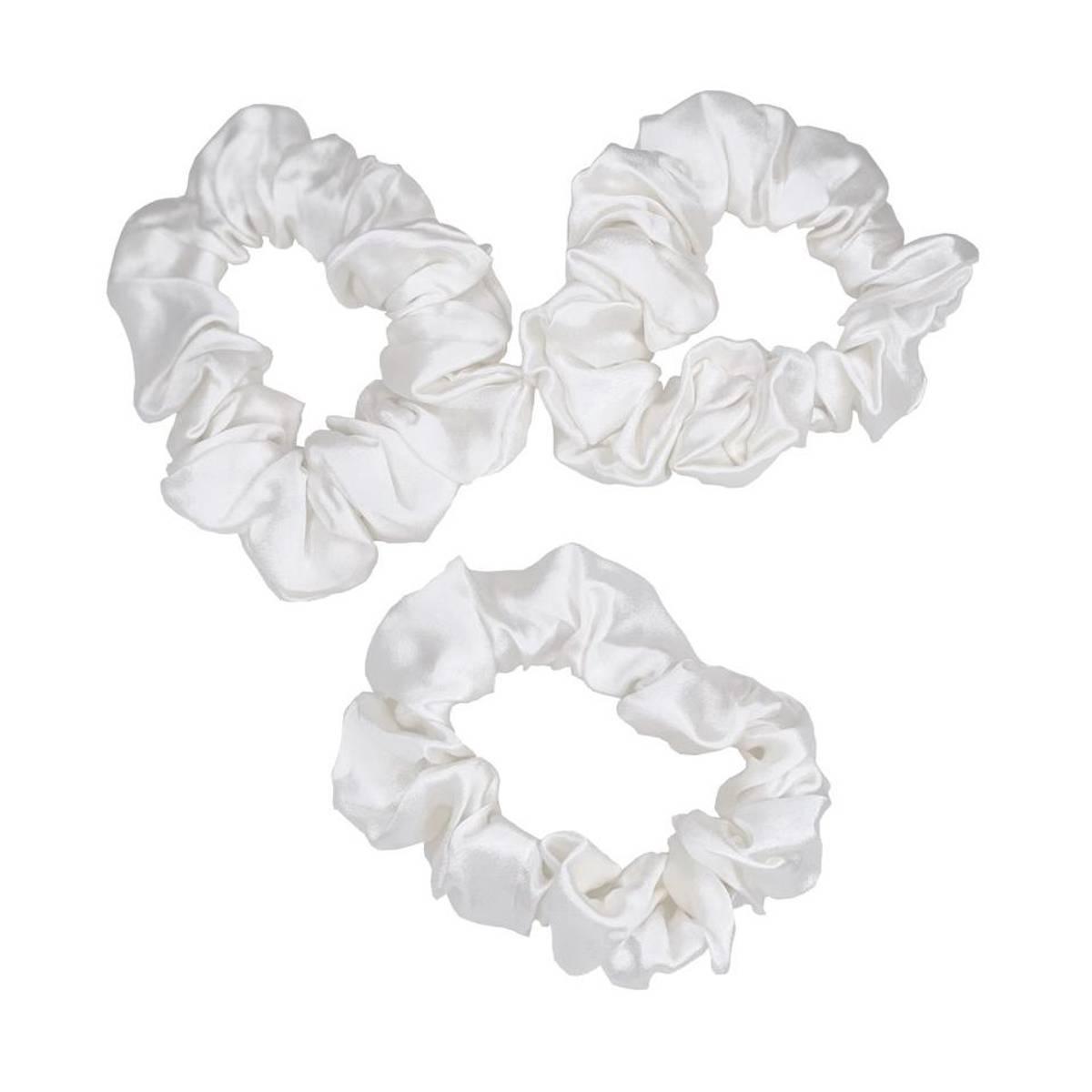Scrunchies - hvit