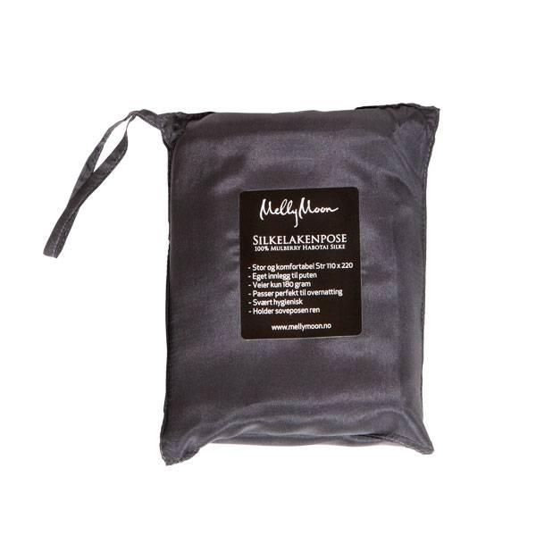Bilde av Silkelakenpose - koksgrå